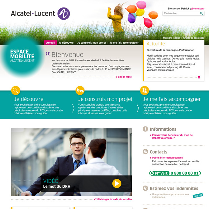 Alcatel Lucent