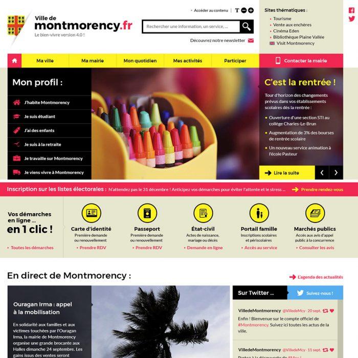 Montmorency.fr